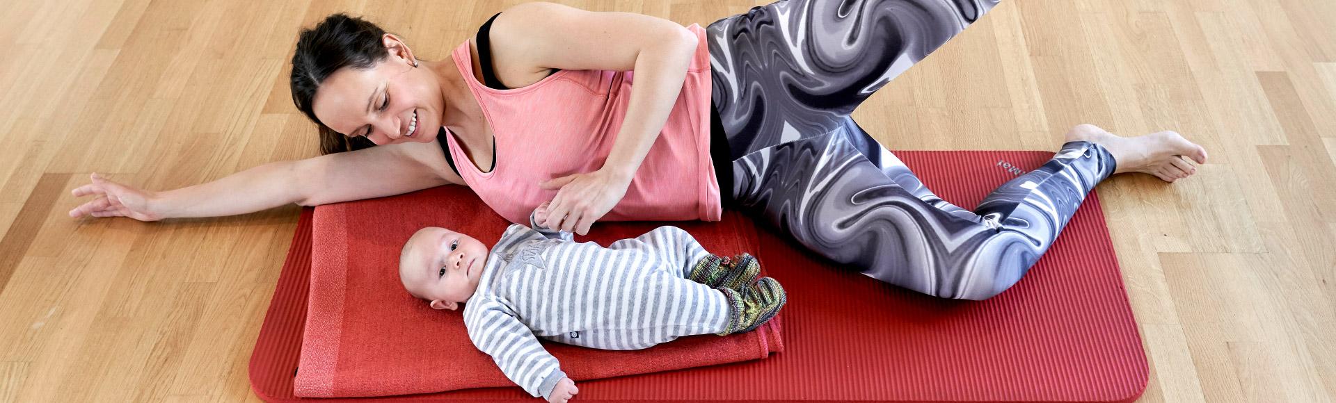 Vor Der Geburt Bei My Sportlady Fitness Für Frauen In München